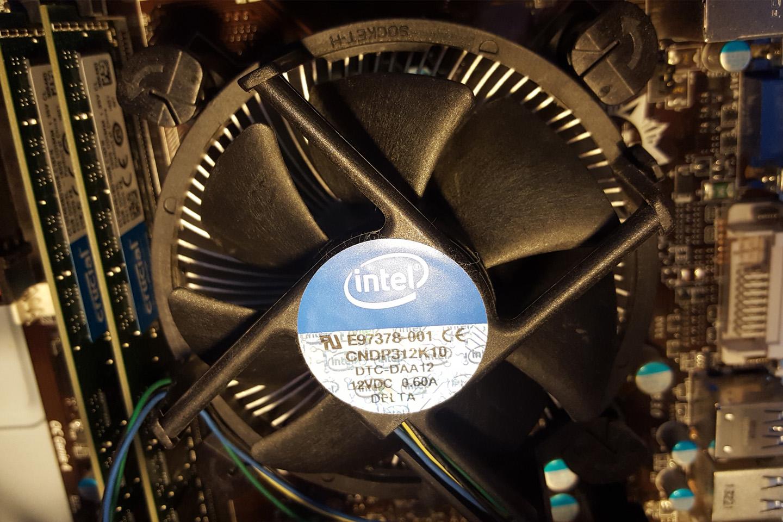 PC hardware, CPU Intel Core i5 image