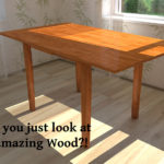 The best Realistic Vray Wood Material Tutorial!