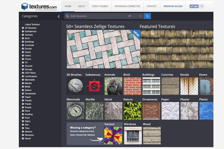 CGTextures.com free textures