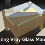 Creating Vray Glass. 3ds Max Tutorial