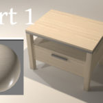 Standard Wood Material in 3ds Max Tutorial Part 1 (Creating Textures)
