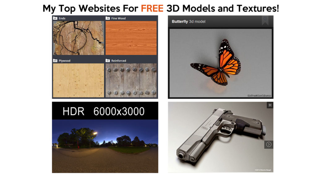 featured image for free 3D
