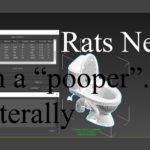 Rats nest warning | 3dsMAx